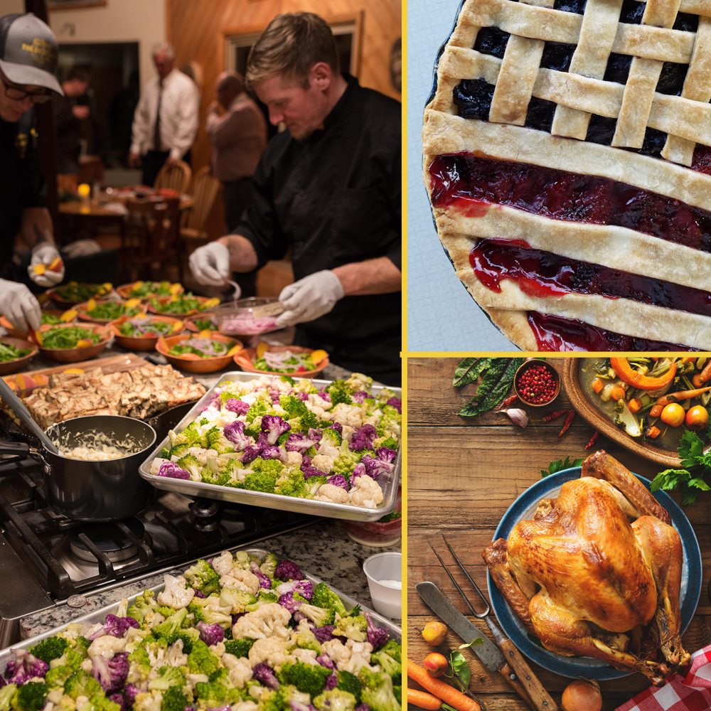 Thanksgiving Catering Whitefish MT