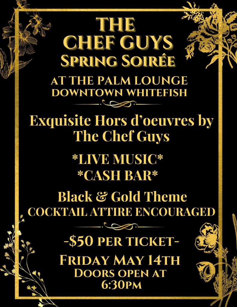 The Chef Guys Spring Soiree